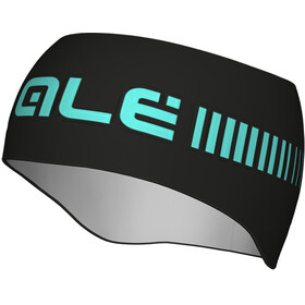 Alé Cycling Strada Headband Black-Turquoise
